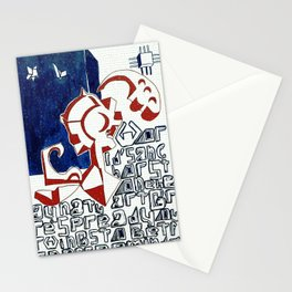WORLD ANCHOR Stationery Cards