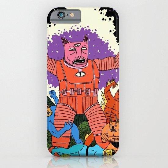 Catastic Four iPhone & iPod Case
