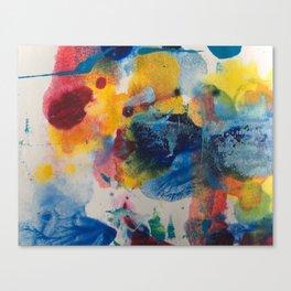 Candy land Canvas Print
