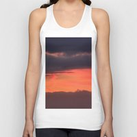 bands Tank Tops featuring Sunrise bands by IowaShots
