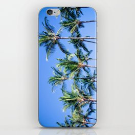 Palms in Living Harmony iPhone Skin