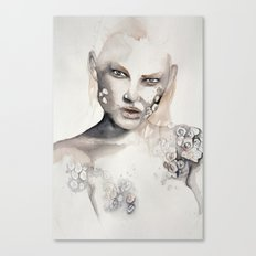 Barnacle girl Canvas Print