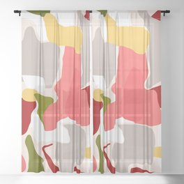 Your Lucky Day Sheer Curtain