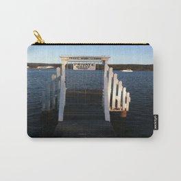 Wharf Walk Carry-All Pouch