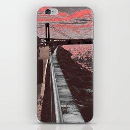 Bay iPhone Skin