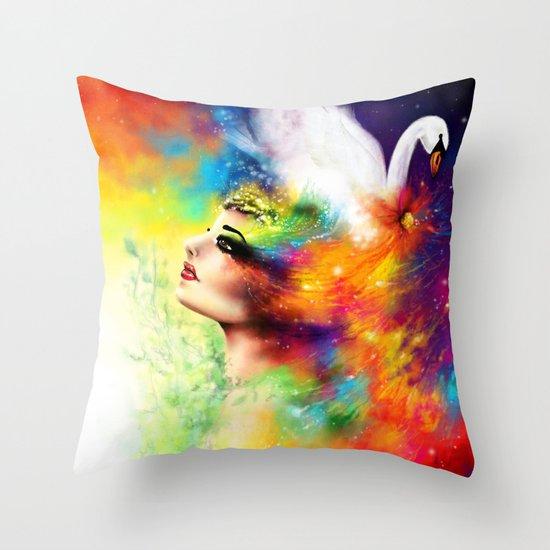 DESIDERIUM Throw Pillow