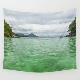 The Emerald Land Wall Tapestry