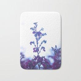 Heather flower #1 #decor #art #society6 Bath Mat