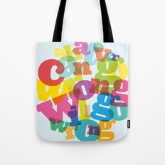 Whatever can go wrong will go wrong Tote Bag