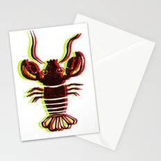 Lobster Confusion Stationery Cards