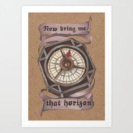 Now Bring Me That Horizon Art Print