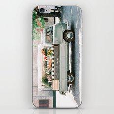 Flower Truck iPhone & iPod Skin