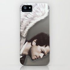 The Angel of the Lord iPhone (5, 5s) Slim Case