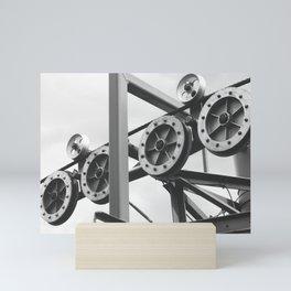 """The Workings of Sandia"" Mini Art Print"