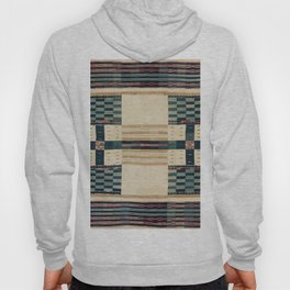 V43 Old Epic Moroccan Carpet Design Hoody