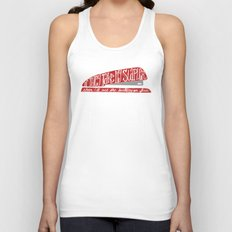 Office Space Unisex Tank Top