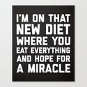 New Diet Funny Quote by envyart