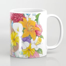 Beauty in Abstract-Realism Coffee Mug