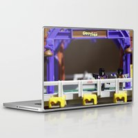 transformers Laptop & iPad Skins featuring Kre-o Transformers  by TJAguilar Photos