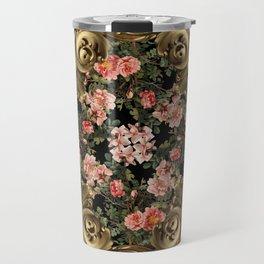 Baroque Briar Travel Mug