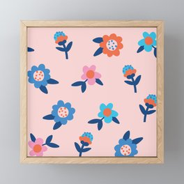 Eliza Bloom Framed Mini Art Print