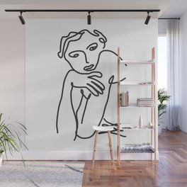Just hanging out Wall Mural