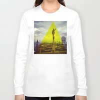 milan Long Sleeve T-shirts featuring Milan by natsnats