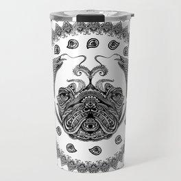 Henna of Pugly Travel Mug
