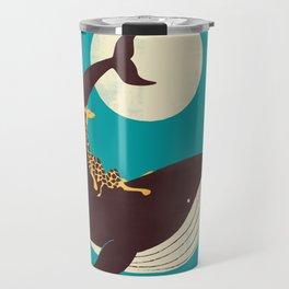 The Giraffe & the Whale Travel Mug