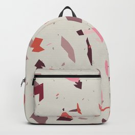 Rose Terrazzo - Light Backpack