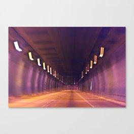 Tetsuo Harano Tunnel Canvas Print