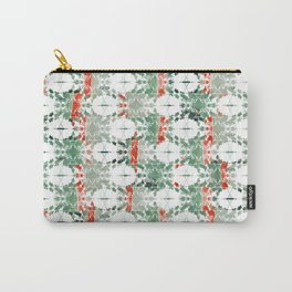 estrela_turqouise&red_no2 Carry-All Pouch