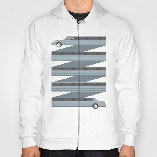 Stretched Out  Hoody
