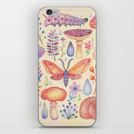 Et coloris natura IV iPhone Skin
