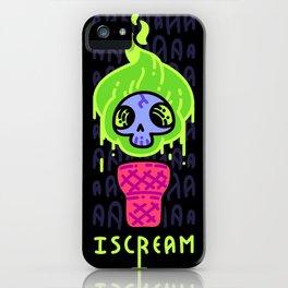 ISCREAM iPhone Case