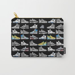 Seek the Sneakers Carry-All Pouch