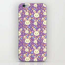 Kawaii Bunny iPhone Skin