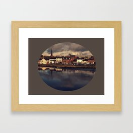 Dumfries Framed Art Print