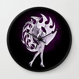 Comic Style Kerrigan Wall Clock