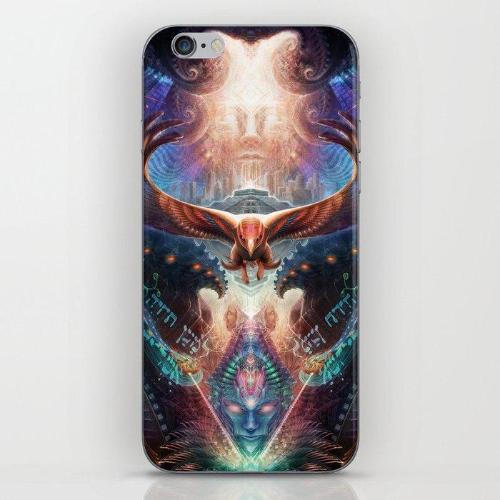 Avatar-IssaRising iPhone Skin