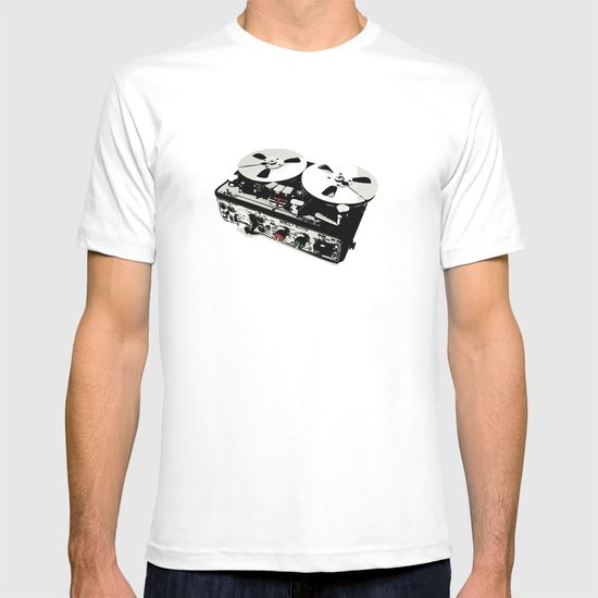 the ultimate tape recorder T-shirt