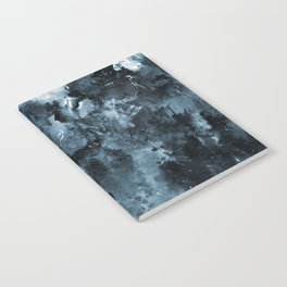 Winter Solstice Abstract Notebook