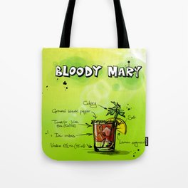 BloodyMary_002_by_JAMFoto Tote Bag