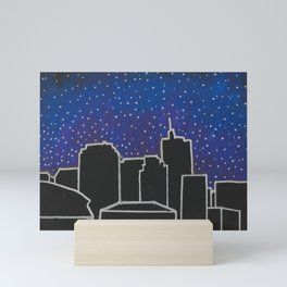 Skyline New Orleans Mini Art Print