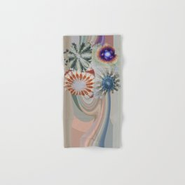 Aesthetes Formation Flowers  ID:16165-122917-34680 Hand & Bath Towel