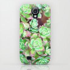 Succulents  Slim Case Galaxy S4