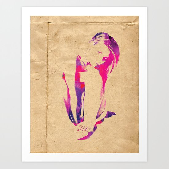 Untitled 001 Art Print