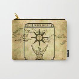 Praise The Sun - Tarot Solaire Carry-All Pouch