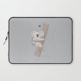 I Love You Too Laptop Sleeve
