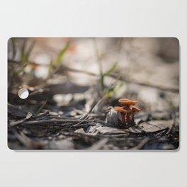 Wild Mushrooms Cutting Board